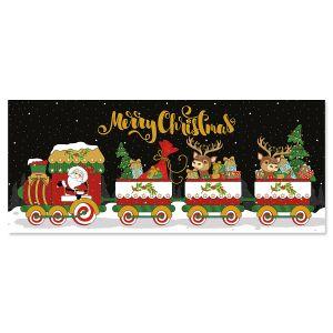 Holiday Train Slimline Holiday Cards