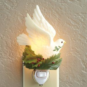 Peace Dove Night Light