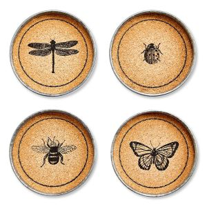 Friends of the Garden Coasters and Caddy