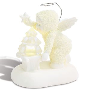 Snowbabies™ O Christmas Tree Figurine