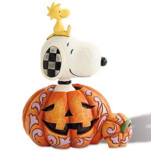 Jim Shore Snoopy™ in a Pumpkin