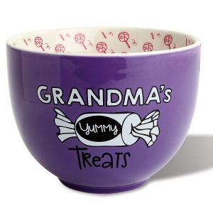 Grandma's Yummy Treats Bowl