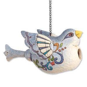 Bluebird Birdhouse by Jim Shore