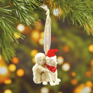 Snowbaby's Best Friends Ornament