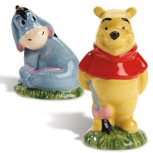 Winnie the Pooh and Eeyore Salt & Pepper Shakers