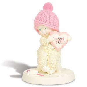 Snowbabies™ Sending Love Figurine