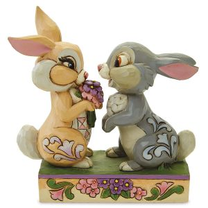 Thumper & Blossom Figurine by Jim Shore
