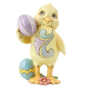 Jim Shore Easter Chick Mini Figurine