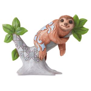 Jim Shore Mini Sloth Figurine