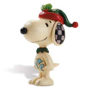 Mini Snoopy® Elf by Jim Shore
