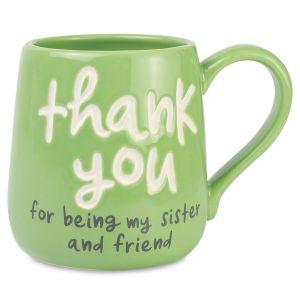 Thank You Sister Mug
