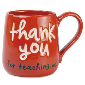 Thank You For Teaching Me Mug