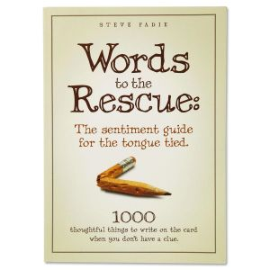 Words to the Rescue Book