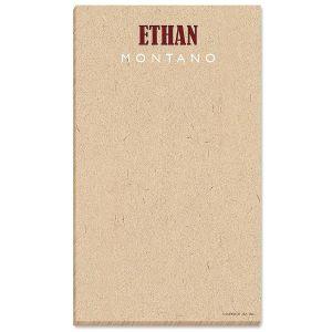 Handspun Notepad