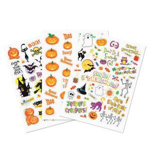 Halloween Stickers - BOGO