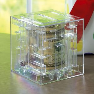 Money Maze Gift Box