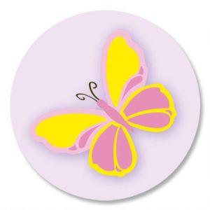 Butterfly Envelope Seals