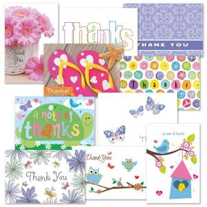 Thanks Greeting Card Value Pack