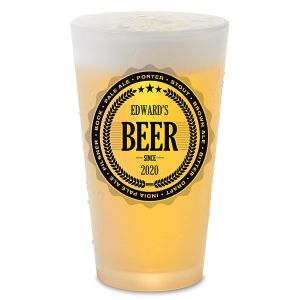 Brewing CO. Pint Glass