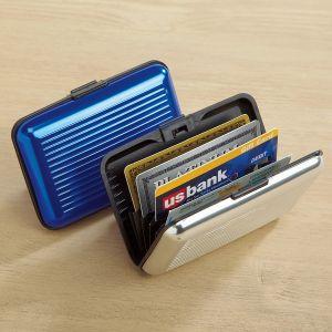 Aluminum Alloy Wallet