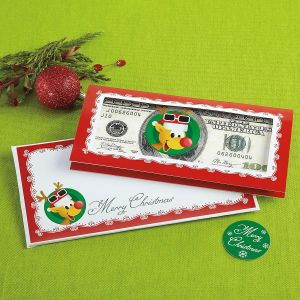 Reindeer Cash Cards