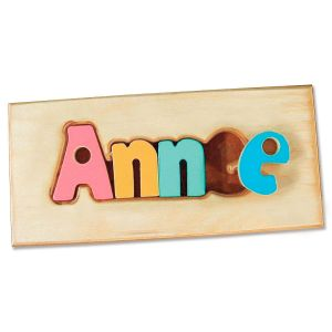 Child's Personalized Name Board