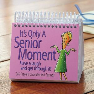 Senior Moments Perpetual Calendar