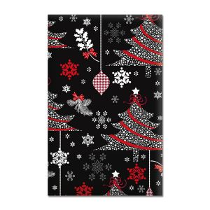Decked Out Decor Rolled Gift Wrap