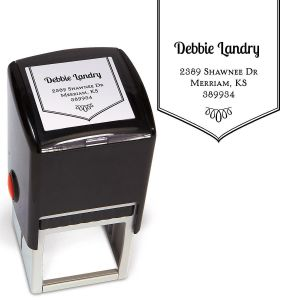 Banner Address Stamp