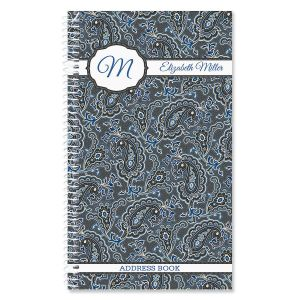 Bella Personalized Lifetime Address Book