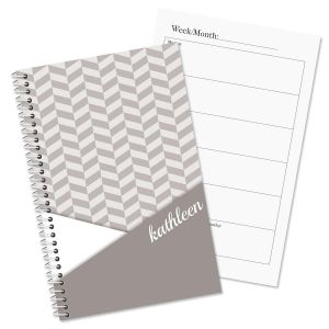 Modern Edge Personalized Planner