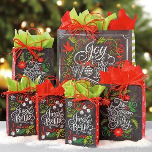 Joy to the World Gift Bag Set