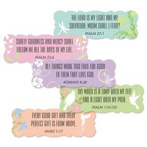 Scripture Stickers Buy 1 Get 1 Free!