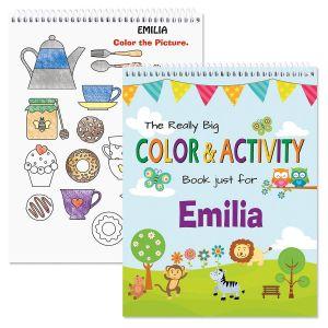 Everyday Custom Activity Book