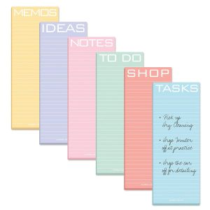 Color Brights List Pads