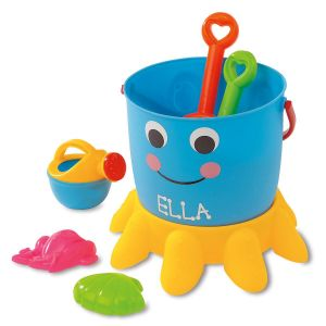 Octopus Personalized Bucket  Sold Out