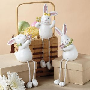 Bunny Figurines