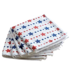 Patriotic Microfiber Cloths