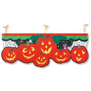 Halloween Porch Banner