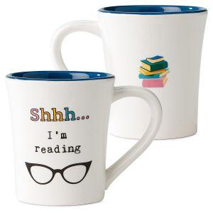 SHH Book Club Mug