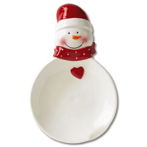 Snowman Spoon Rest – Buy 1 Get 1 Free
