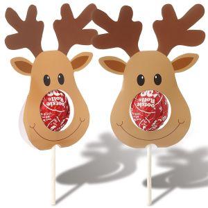 Reindeer Lollipop Holders - Buy 1 Get 1