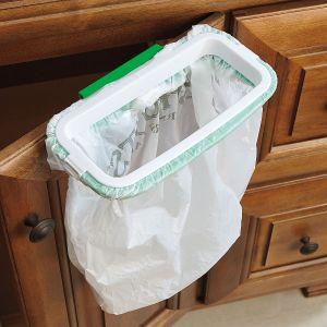 Hanging Trash Bag Holders