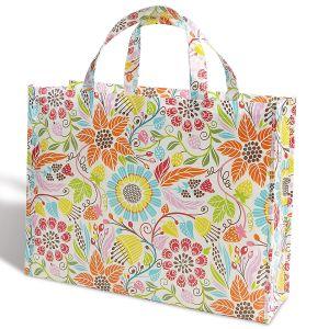 Everyday Floral Tote Bag - Buy 1 Get 1 FREE