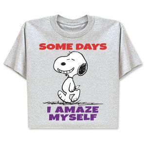 I Amaze Myself PEANUTS® T-Shirt