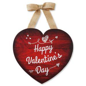 Wood Valentine Heart