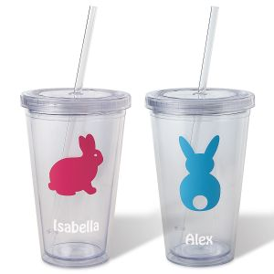 Custom Easter Acrylic Beverage Cups
