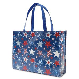Patriotic Tote Bag - Buy 1 Get 1 Free