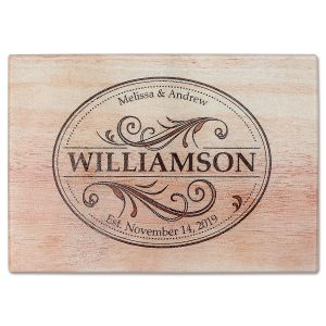 Custom Established Tempered Glass Cutting Board