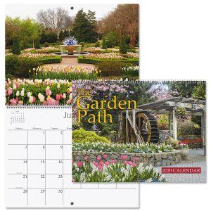 2020 Garden Path Wall Calendar